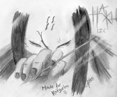 Haku by Kawaii-Kaia