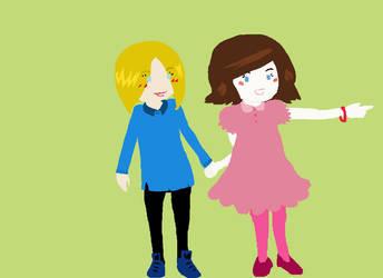 I love us by pinkcotton