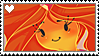 AT: Flame Princess STAMP by whitenoize