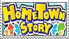 HS - Hometown Story Stamp by whitenoize