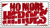 No More Heroes Stamp by whitenoize