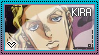 JJBA: Yoshikage Kira Stamp by whitenoize