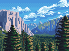 Valley by 5ldo0on
