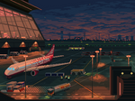 Airport by 5ldo0on