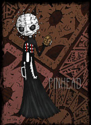 Pinhead-The box... you opened it, we came. by Little-Horrorz