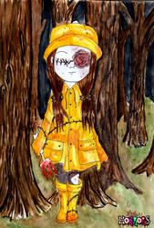 The Bile-Kiki by Little-Horrorz