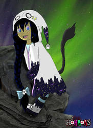 Ayami- Auroa of souls by Little-Horrorz