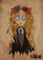 Luna Lovegood by Little-Horrorz