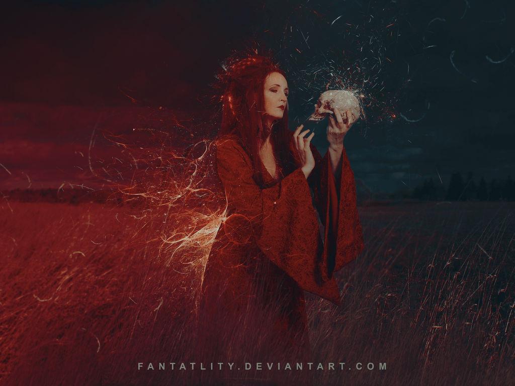 Lord Of Light Wants Me by fantatlity