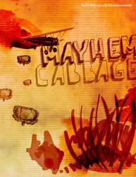Mayhem Cabbage by crabbits