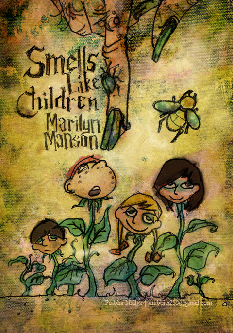 Smells Like Children by crabbits