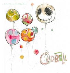 Oddball by crabbits