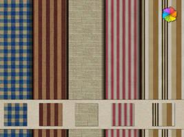 High resolution fabric textures. by plaintextures