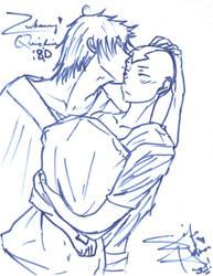 Zukaang- Goodnight Kiss by Yuuram93