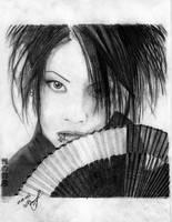 Miyavi by FunnyTora