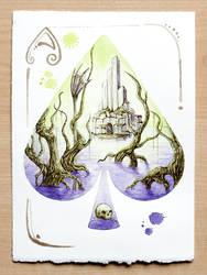 Swamp - Asso di Picche by OrangeSwine