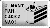 Portal Cake Stamp by Stollrofl