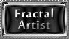 Fractal Artist Stamp by bandit4edu