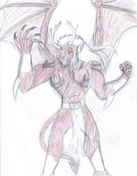 Trigon the Terrible by Robin250
