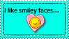 I like smiley faces... by EmersonShaffer