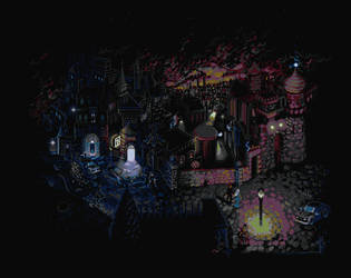Salem Noir by Lijj
