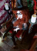 Redhead composure by sinendrA