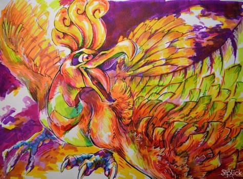 Bellchime's Phoenix by Siplick