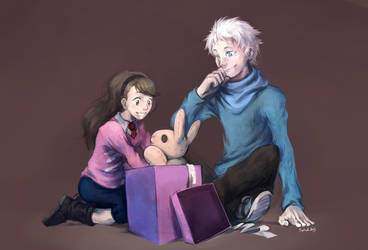 [999 SPOILERS] Kurashiki Christmas by Siplick