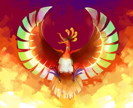 Phoenix by Siplick