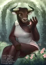 Taurus by Siplick