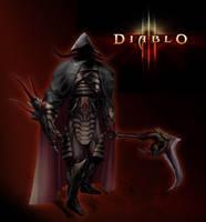 Diablo Character by Auoro