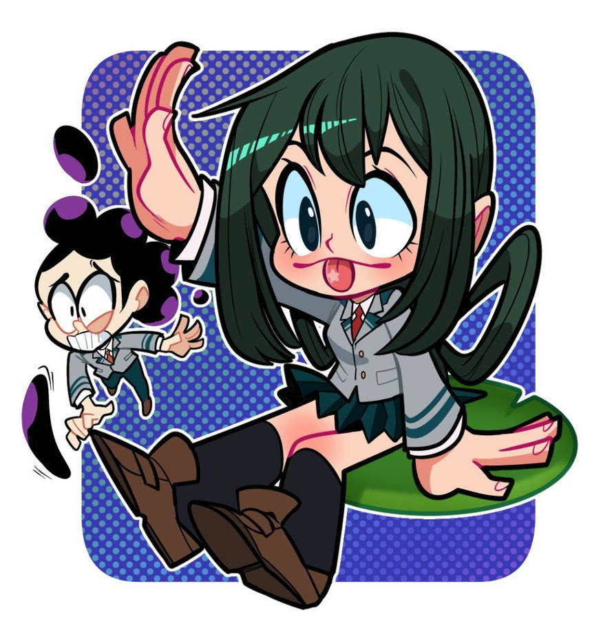 Froppy by geekysideburns