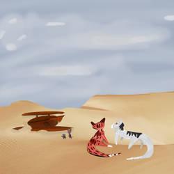 A Journey Begins by sylphgarou