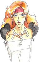 Tigerseye Bust by chatroomfreak