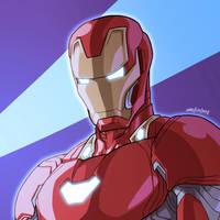 Iron Man (Infinity War) by SIMGart