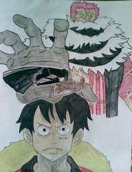 One Piece - Rose, I do not want to lose you again. by LRowling