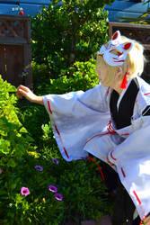Kagamine Len: Dreaming Little Bird 4 by leftshoelace