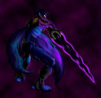 DarkReaver Raziel by LordTerrato