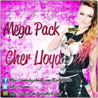 Dia6 Mega Pack Cher Lloyd by JuniiorSm
