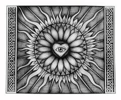 Vision of Divine Consciousness by BexHix