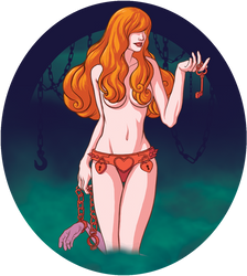 Copper Maiden by Morinoki