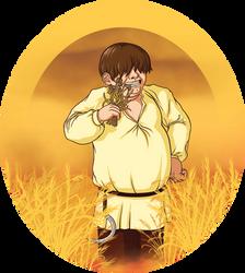 Wheat Weevil by Morinoki