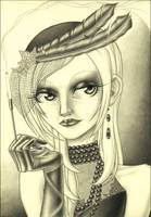 . . . . Black . Pearls . . . . by Morinoki