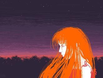 Scarlet by Morinoki