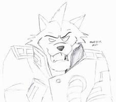 SK Sketch - Hard Drive by Muzzel
