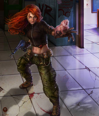 Kim Possible - The Bloody Cartoon Tournament by DavidGalopim