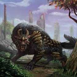 Creature Card Game by DavidGalopim