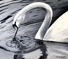 Swan by Naitsab85