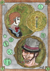 Children of The Night - Dr. Jekyll and Mr. Hyde by WatchNight
