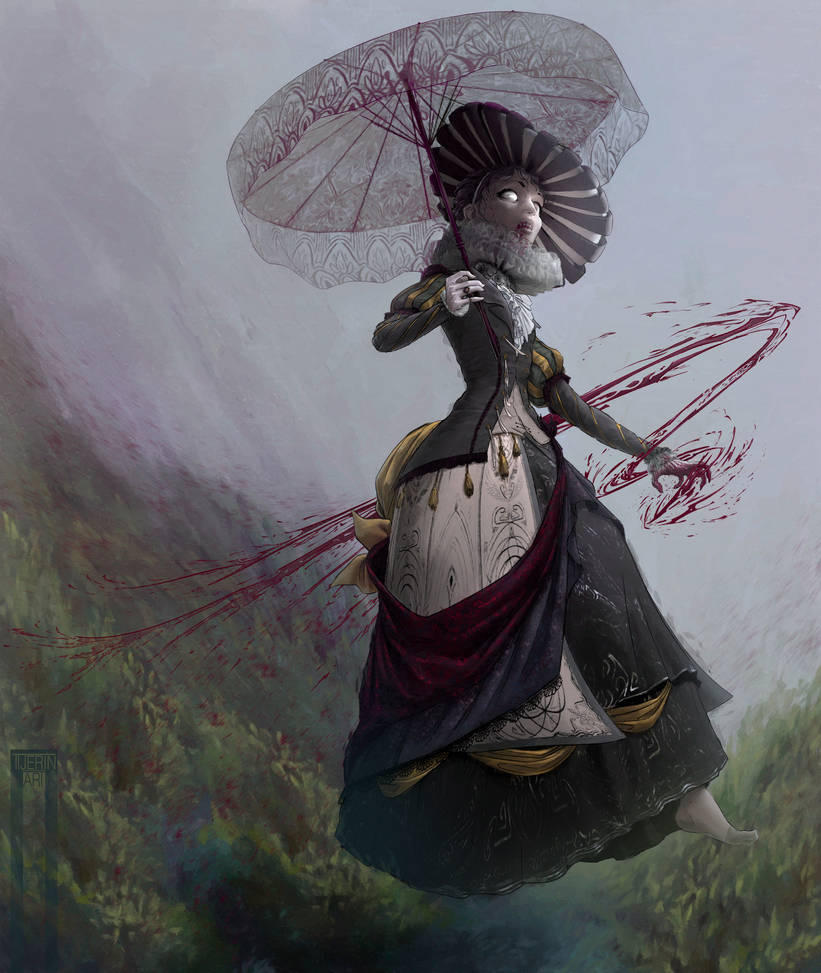 Character Design - Baroque Aristocracy by goblinight